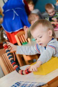 Основные идеи развития детей по системе М. Монтессори