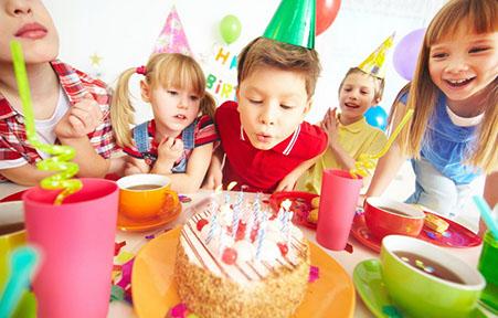 День рождения ребёнка в Кирове