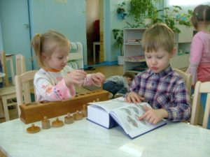 Современный уютный детский сад для детей от 1 до 7 лет.
